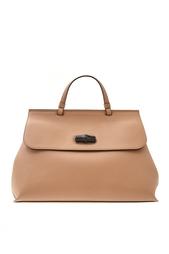 Кожаная сумка Bamboo Daily Gucci
