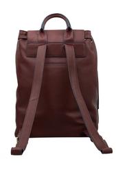 Кожаный рюкзак Tory Burch