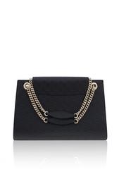 Кожаная сумка Emily Gucissima Gucci