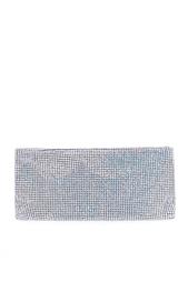 Клатч с кристаллами Maykimay crystal strass Christian Louboutin