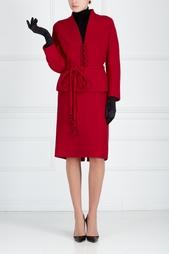 Шерстяной костюм (90-е) Christian Dior Vintage