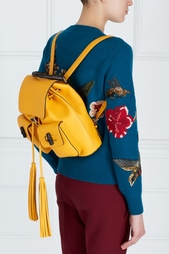 Кожаный рюкзак Bamboo Gucci