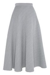 Хлопковая юбка Tegin