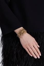 Позолоченный браслет Oscar de la Renta