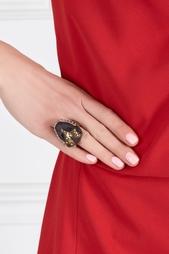 Кольцо из латуни и дерева Valentino