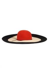 Шляпа из соломы и пеньки Sunny Eugenia Kim