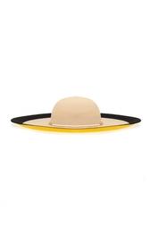 Шляпа из пеньки Bunny Eugenia Kim