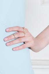 Кольцо из латуни с кварцем Pamela Love