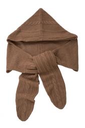 Кашемировый шарф-воротник Katia Mossina