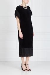 Платье Бархат Viktoria Irbaieva