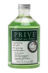 Укрепляющий шампунь для объема волос 250ml Privé