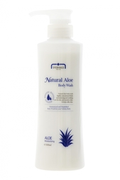 Гель для душа Natural Aloe, 500ml Sferangs