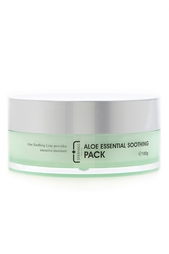 Крем-маска для лица Aloe Essential Soothing Pack, 100ml Sferangs