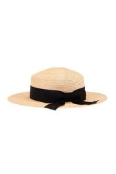 Шляпа из пеньки Brigitte Eugenia Kim