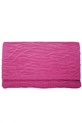 Плетеный клатч-конверт Jay Ahr