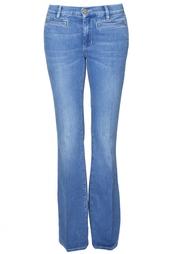 Голубые джинсы-клеш Marrakesh MiH Jeans
