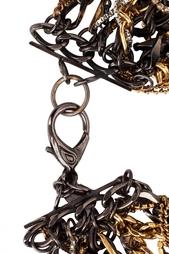 Длинное колье из металла Erickson Beamon