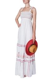Хлопковое платье Alice by Temperley