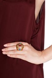 Кольцо с камнями Oscar de la Renta