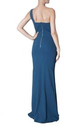 Асимметричное платье в пол Roland Mouret