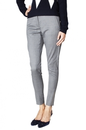 Укороченные брюки из шерсти Stella Mc Cartney