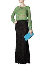 Макси-юбка из кружева Emilio Pucci