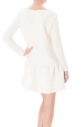 Шерстяное платье-мини Victoria Beckham