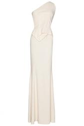 Вечернее асимметричное платье Roland Mouret