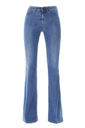 Темно-голубые джинсы-клеш - нет в наличии Stella Mc Cartney