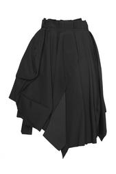 Асимметричная юбка из шерсти Comme des Garcons