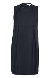 Платье-футляр с драпировкой Carven