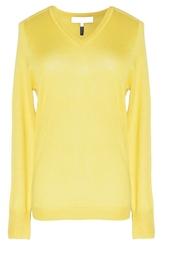 Желтый кашемировый свитер Isabel Marant