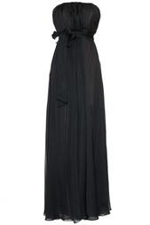 Черное платье в пол Lublu Kira Plastinina