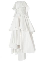 Шелковое многослойное платье Lublu Kira Plastinina