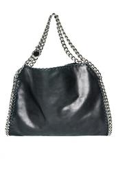Классическая черная сумка Stella Mc Cartney