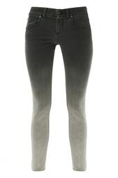 Зауженные укороченные джинсы Stella Mc Cartney
