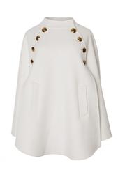 Шерстяное пальто свободного кроя - нет в наличии Emilio Pucci