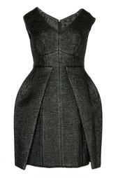 Черное платье-мини Marc Jacobs