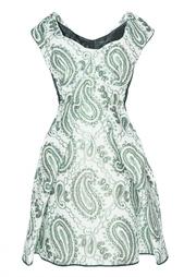Мини-платье с принтом Marc Jacobs