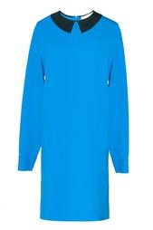 Платье из вискозы с воротничком - нет в наличии Stella Mc Cartney