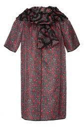 Прямое платье с принтом Marc Jacobs