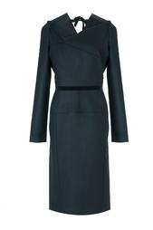 Платье с асимметричным вырезом Roland Mouret