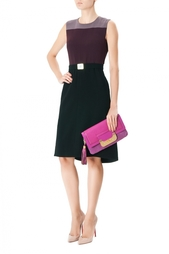 Платье без рукавов на молнии Diane von Furstenberg