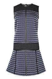 Платье с принтом Proenza Schouler