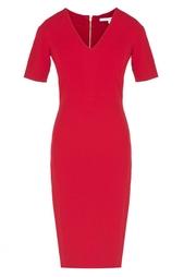 Платье-футляр на молнии Diane von Furstenberg