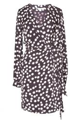 Платье-халат из шелка Diane von Furstenberg