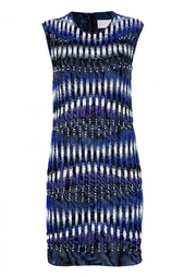 Платье с узором из пайеток Peter Pilotto