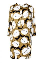 Платье с принтом Breanna Diane von Furstenberg