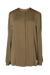 Шелковая блуза с длинными рукавами Diane von Furstenberg