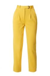 Прямые брюки с поясом Diane von Furstenberg